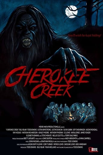 Poster of Cherokee Creek