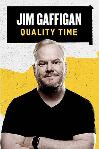 Poster of Jim Gaffigan: Quality Time