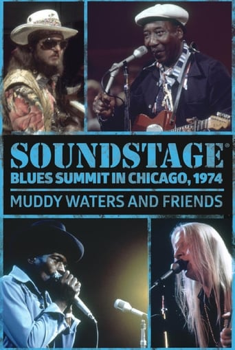 Poster of Soundstage Blues Summit In Chicago: Muddy Waters And Friends