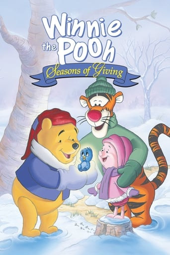 Poster of Winnie the Pooh: Seasons of Giving