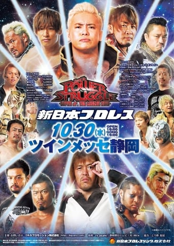 Poster of NJPW Power Struggle 2019