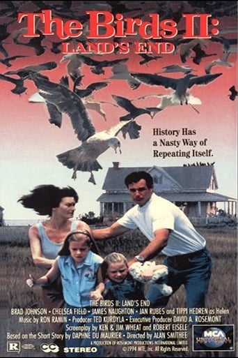 Poster of The Birds II: Land's End