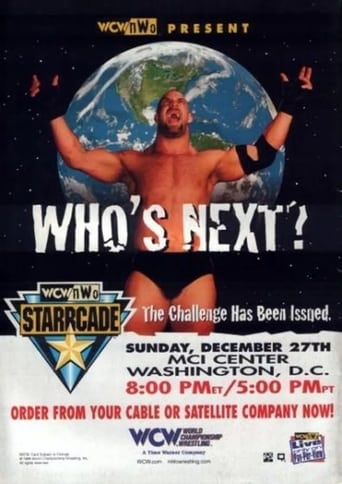 Poster of WCW Starrcade 1998
