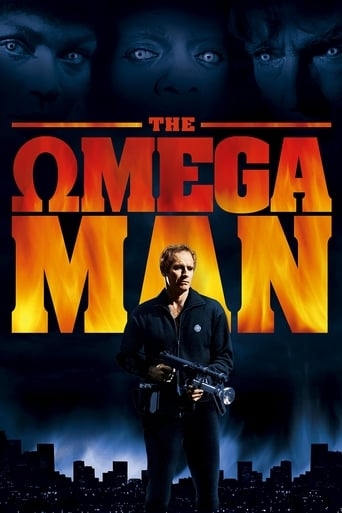 Watch The Omega Man Online