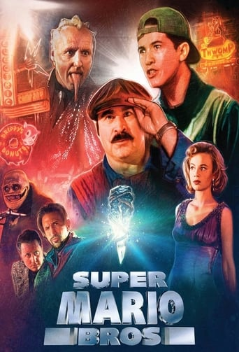 voir film Super Mario Bros. streaming vf
