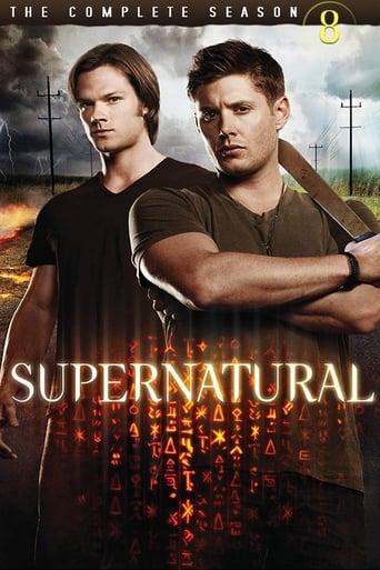 Sobrenatural 8ª Temporada - Poster