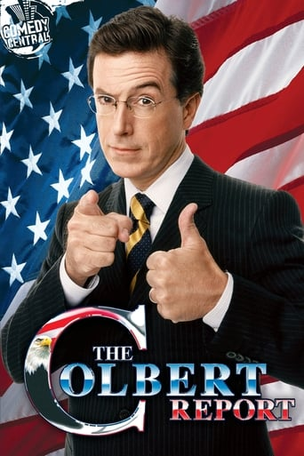 Poster of The Colbert Report