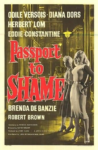 Poster of Passport to Shame