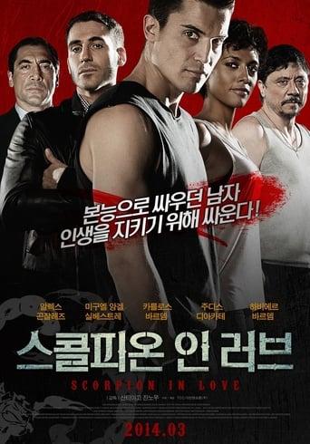 Escorpião Apaixonado - Poster