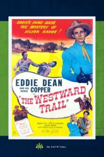 Poster of The Westward Trail