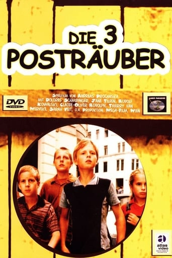 Poster of The 3 Postal Robbers