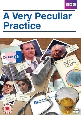 Poster of A Very Peculiar Practice