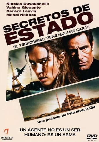 Poster of Secretos de Estado