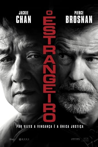 O Estrangeiro Torrent (2018) Dual Áudio / Dublado 5.1 BluRay 720p | 1080p – Download