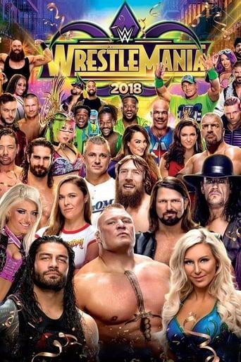 Watch WWE WrestleMania 34 Online Free Putlockers