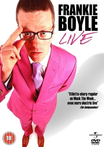 Poster of Frankie Boyle: Live
