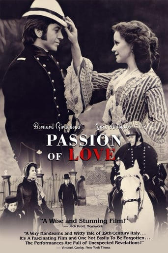 Watch Passion of Love Online Free Putlocker