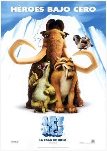 Poster of Ice Age. La edad de hielo