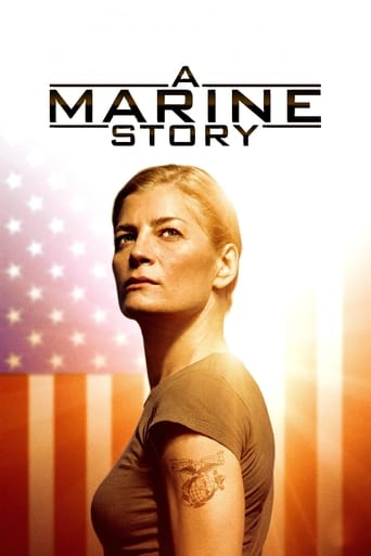 Poster of A Marine Story
