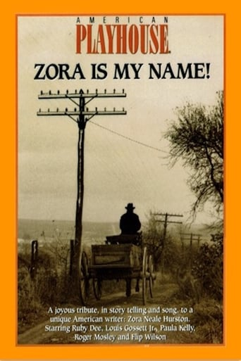 Poster of Zora is My Name!