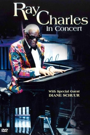 Poster of Ray Charles - In Concert