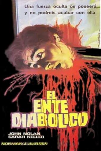 Poster of El ente diabólico
