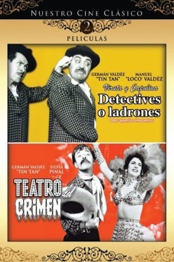 Poster of Teatro del crimen