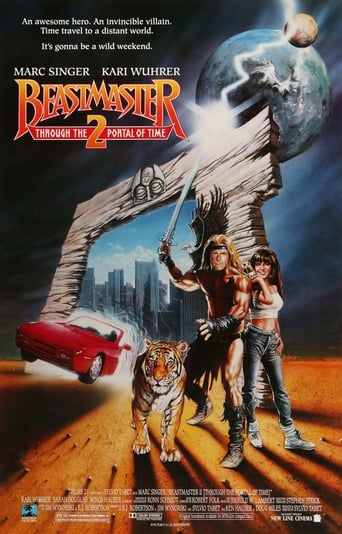 Poster of Beastmaster 2: Through the Portal of Time