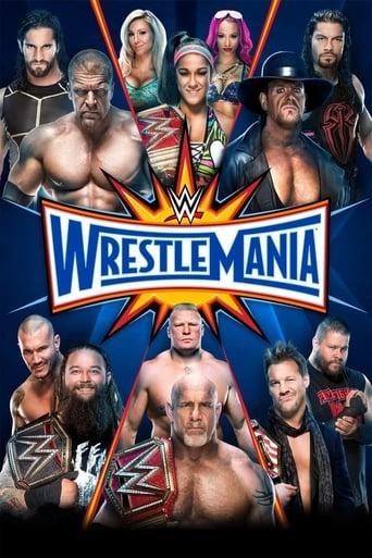 Poster of WWE WrestleMania 33