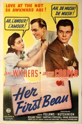 Poster of Her First Beau