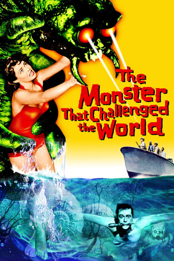 'The Monster that Challenged the World (1957)