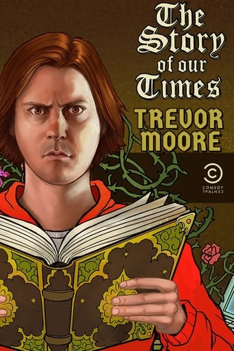 Poster of Trevor Moore: The Story of Our Times