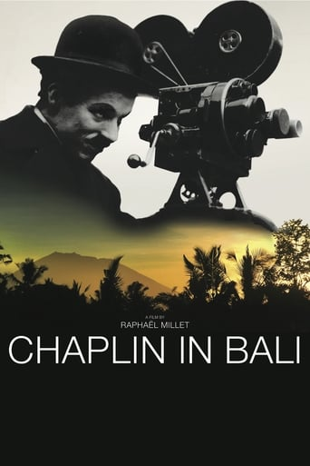 Poster of Chaplin in Bali