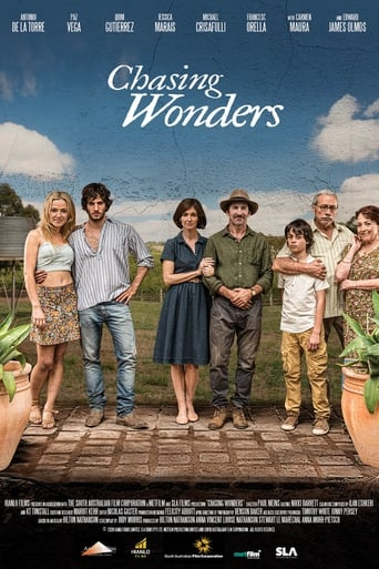 Poster Chasing Wonders