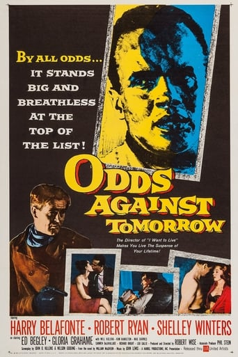 Poster of Odds Against Tomorrow