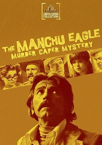 Poster of The Manchu Eagle Murder Caper Mystery