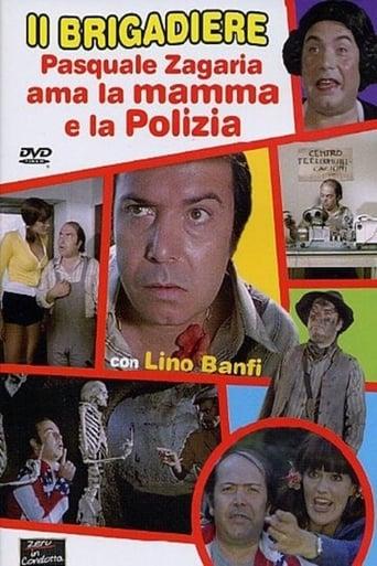 Poster of Il brigadiere Pasquale Zagaria ama la mamma e la polizia