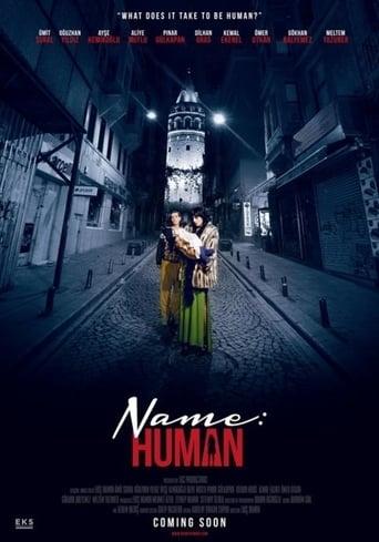 Name: Human Poster