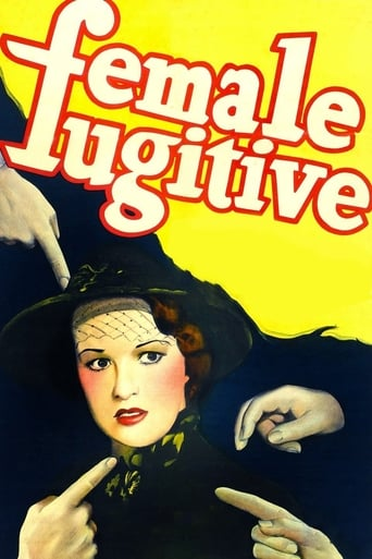 Poster of Female Fugitive