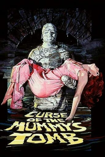 Poster of La maldición de la momia