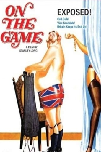 Poster of On the Game