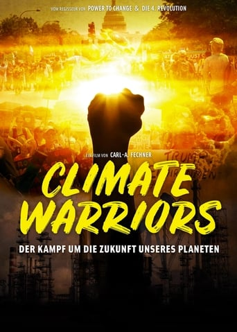 Poster of Climate Warriors