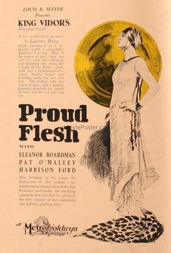 Poster of Proud Flesh