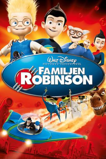 Poster of Familjen Robinson