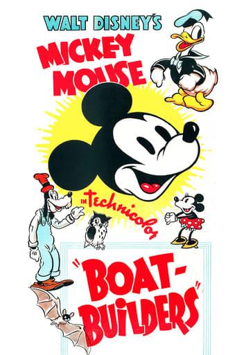 cortometraggi 1938 Costruttori di barche