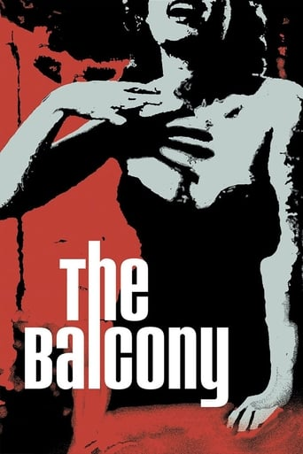 Poster of The Balcony