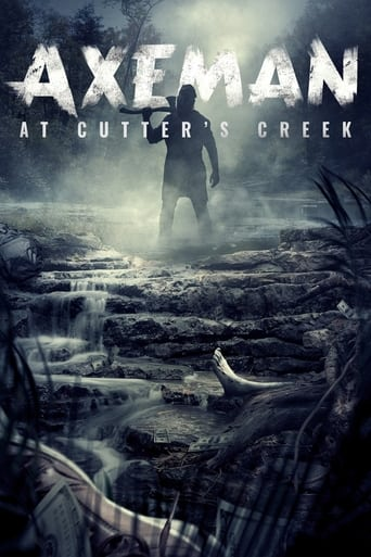 Poster Axeman at Cutters Creek