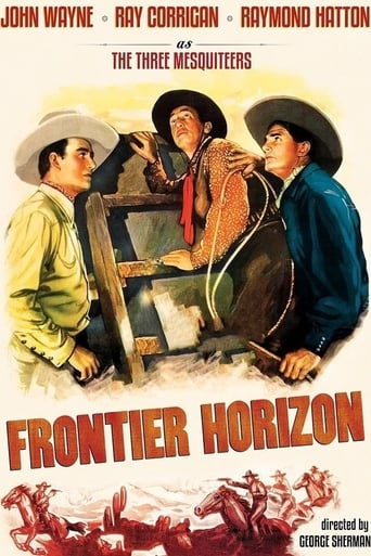 Poster of New Frontier