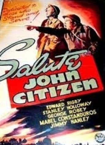 Poster of Salute John Citizen