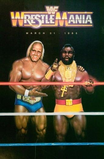 Poster of WWE WrestleMania